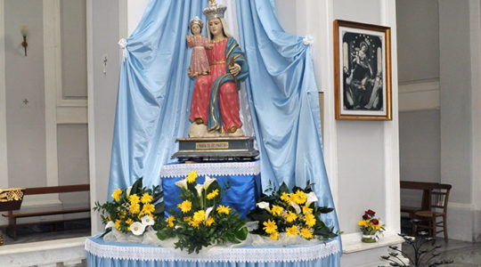 Festa Maria SS dei Martiri