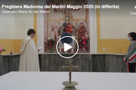 Consacrazione a Maria Santissima dei Martiri