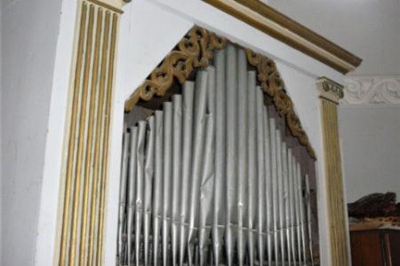 Restauro organo a canne